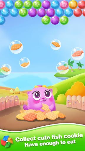 Bubble Cats - Bubble Shooter Pop Bubble Games 1.0.6 screenshots 4