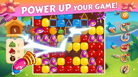 Angry Birds Blast Island Apk Mod Muitos Movimentos 16