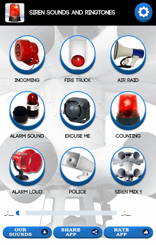 Download Siren Sounds and Ringtones APK latest version app by