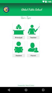 Global Public School Moradabad - náhled