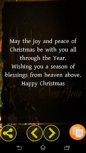 Christmas Wish Messages 1.0 screenshots 3