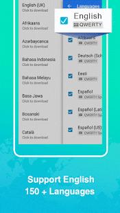 ABC Keyboard - TouchPal Emoji, theme, sticker, gif screenshot