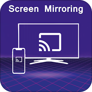 Screen Cast Easy Screen MirroringSharing App 1.1 by Stylish Photo Apps logo