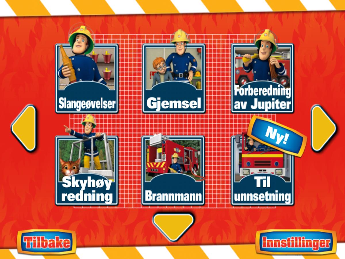 9 Fireman 9 - Tar
