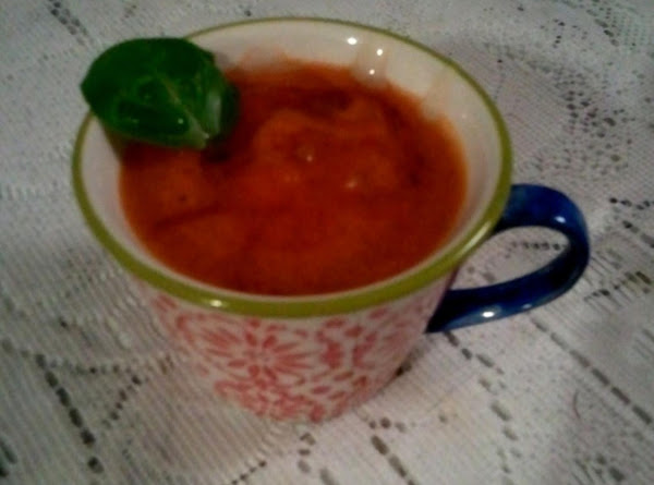 Sweet N' Spicy Summer Gazpacho Recipe