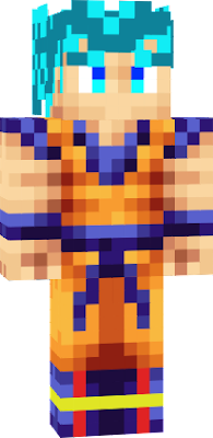 Dragon Ball Nova Skin - Skin para minecraft pe de dragon ball z