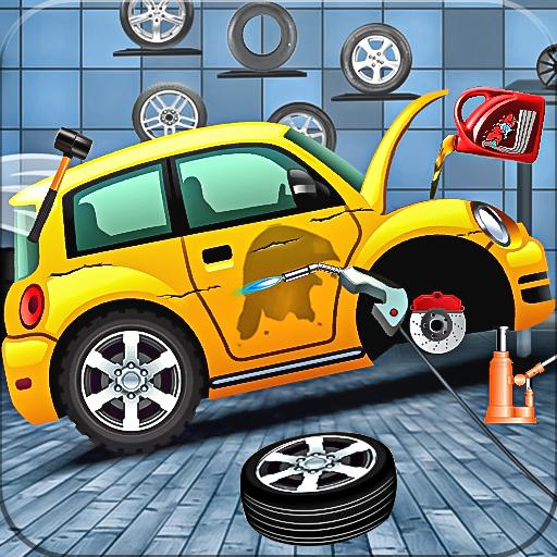 Multi Car Wash Game : Design Game 1.0