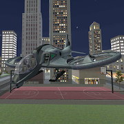 Miami Airplane Helicopter Sim