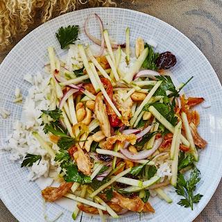 Crispy Thai Chicken Salad.