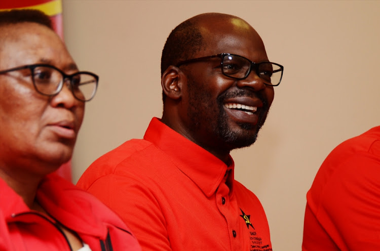 SACP second deputy general secretary Solly Mapaila says the SACP's concerns about state security only worsened as Zuma's battle to remain in power intensified.