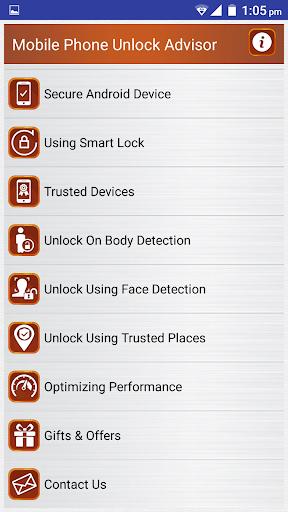 Clear Mobile Password PIN Help  screenshots 2