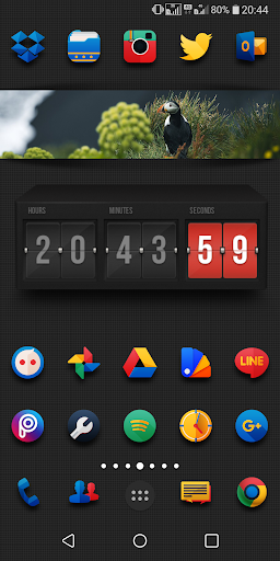 Ergon - Icon Pack screenshot 3