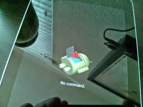 Photo: Nexus 7 Problems