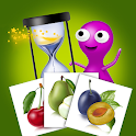 Pexeso Plus memory game icon