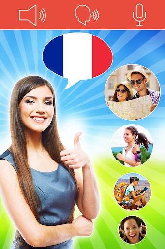 法语:交互式对话 - 学习讲 -门语言