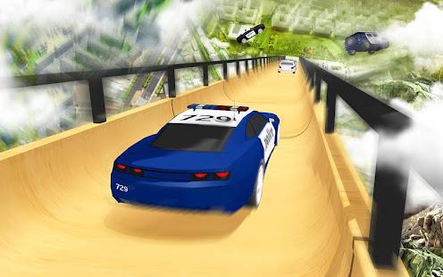 Tải US Police Mega Ramp Car Stunts Racing APK