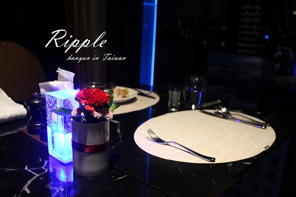 H2O Hotel 水京棧國際酒店 Ripple義法西餐廳 半自助吃到飽