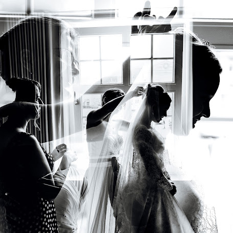 Wedding photographer Andrey Voks (andyvox). Photo of 12.12.2017