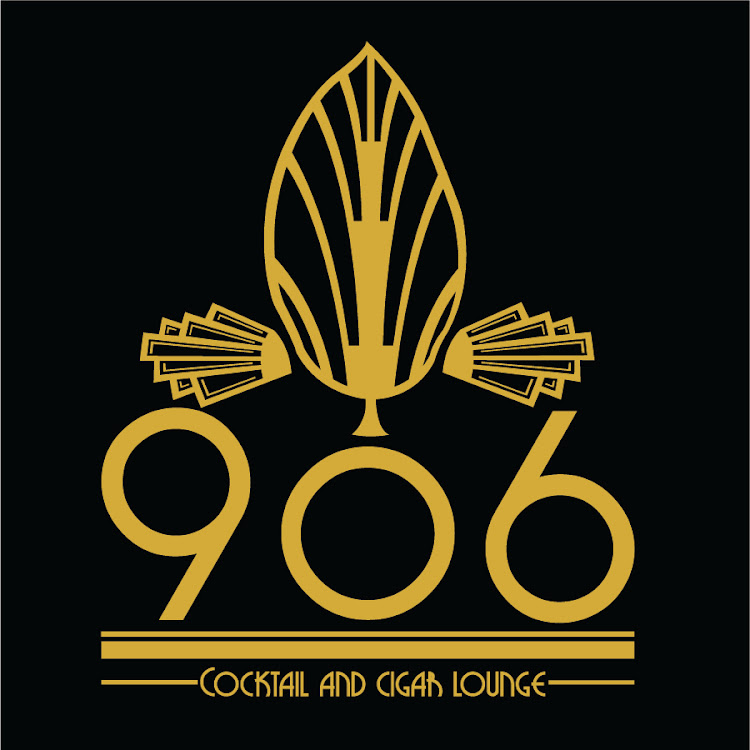 Logo for 906 Cocktail and Cigar Lounge