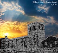 Photo: Guardo. Iglesia de San Juan