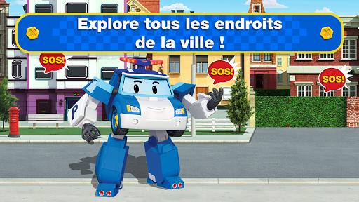 Télécharger Robocar Poli Jeux pour Enfant・Kids Games for Boys APK MOD (Astuce) screenshots 3