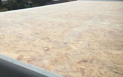 GRP Flat Roofs (warm & cold flat roofs) | Margate | First Class Rooflines