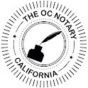 The OC Notary icon