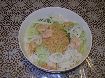 101 Cabbage Seafood Salad Recipe
