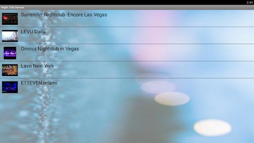 玩免費遊戲APP|下載Night Clubs Dances USA app不用錢|硬是要APP
