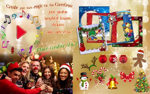 slideshow with music 2018 screenshot 7 christmas video maker slideshow with music 2018 screenshot 8