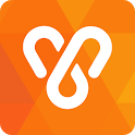 ooVoo Video Calls, Messaging & Stories icon