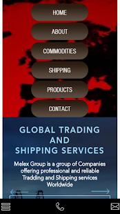 Melex Group - náhled