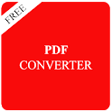 Free PDF : Word to PDF Converter icon