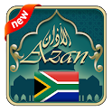 Azan Prayer Times South Africa icon