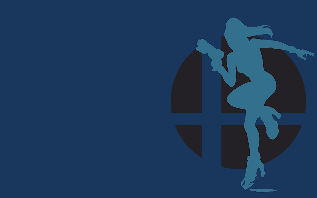 I made a wallpaper for my pc of Samus Zero Suit from Super Smash Bros and I  decided to create a theme and share this beautiful…