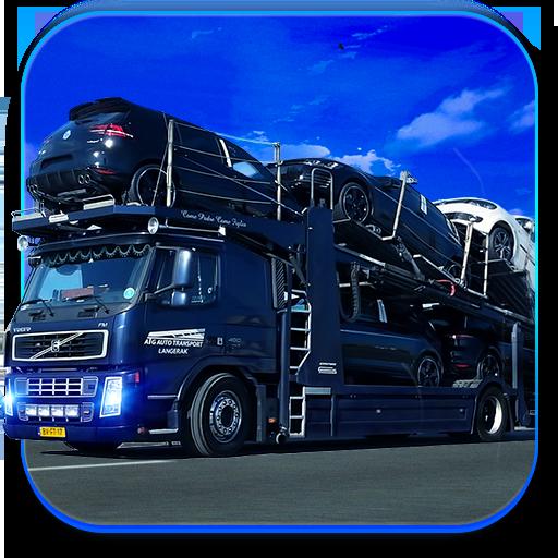 Car Transporter 2018 Pro: Car Carrier Auto Truck