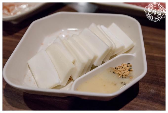 燒堡日式烤麻薯