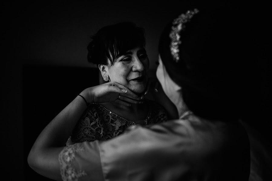 Wedding photographer Valery Garnica (focusmilebodas2). Photo of 19.04.2019