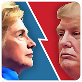Hillary vs Trump Election 2016