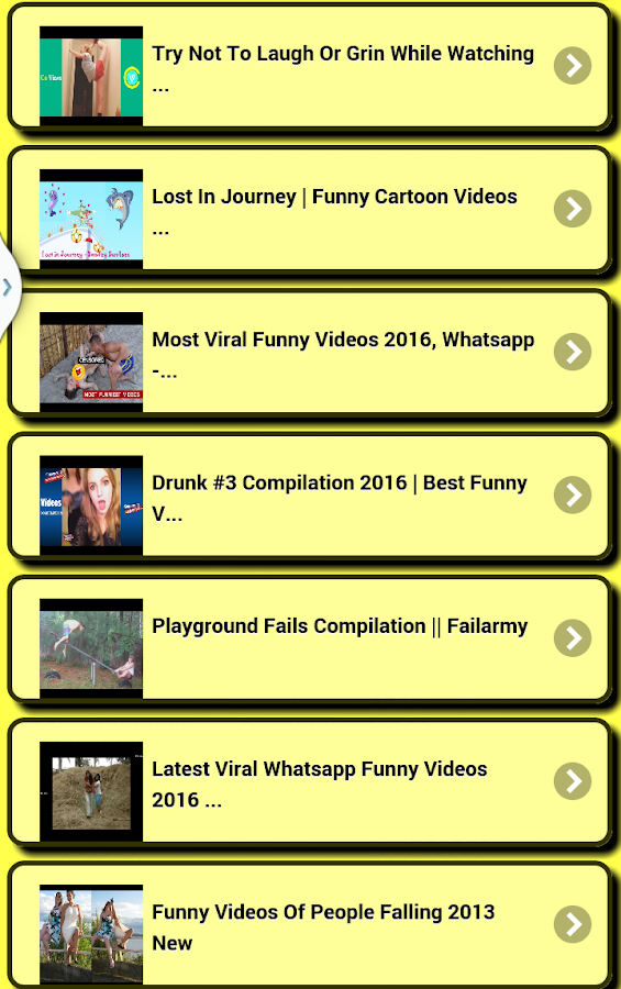 Funny videos:- screenshot