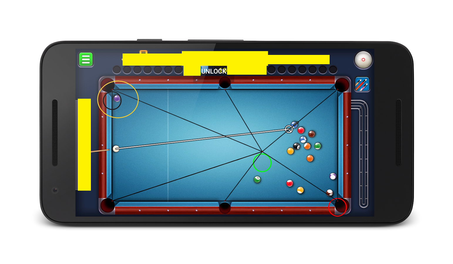 8 Ball Pool Tool- screenshot