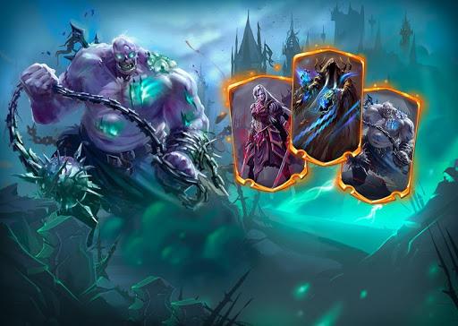 Shadow Deck: Magic Heroes Card CCG screenshots apkshin 7