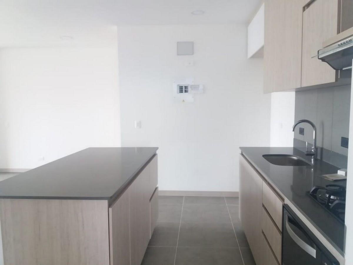 apartamento en venta loma del escobero 679-21052