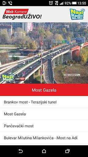 Beograd uživo