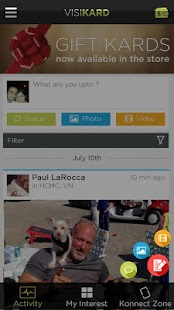 VisiKard- screenshot thumbnail