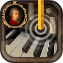 Piano Mozart icon