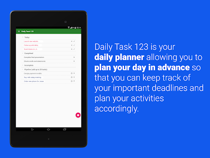 My Daily Notes - Best To do Lists Productivity App- screenshot thumbnail