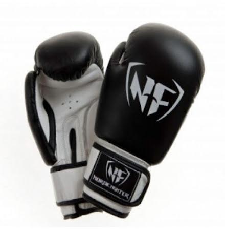 Boxhandske NF Basic Black - Artificial Leather