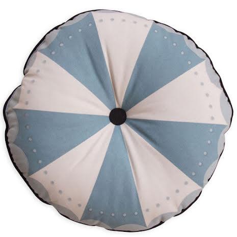 Frank & Poppy Magic Wheel Cushion Petrol
