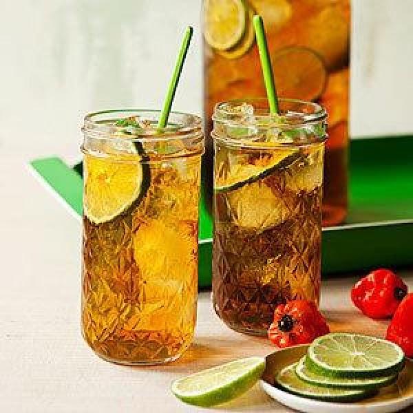 Sweet-heat Iced Tea Recipe